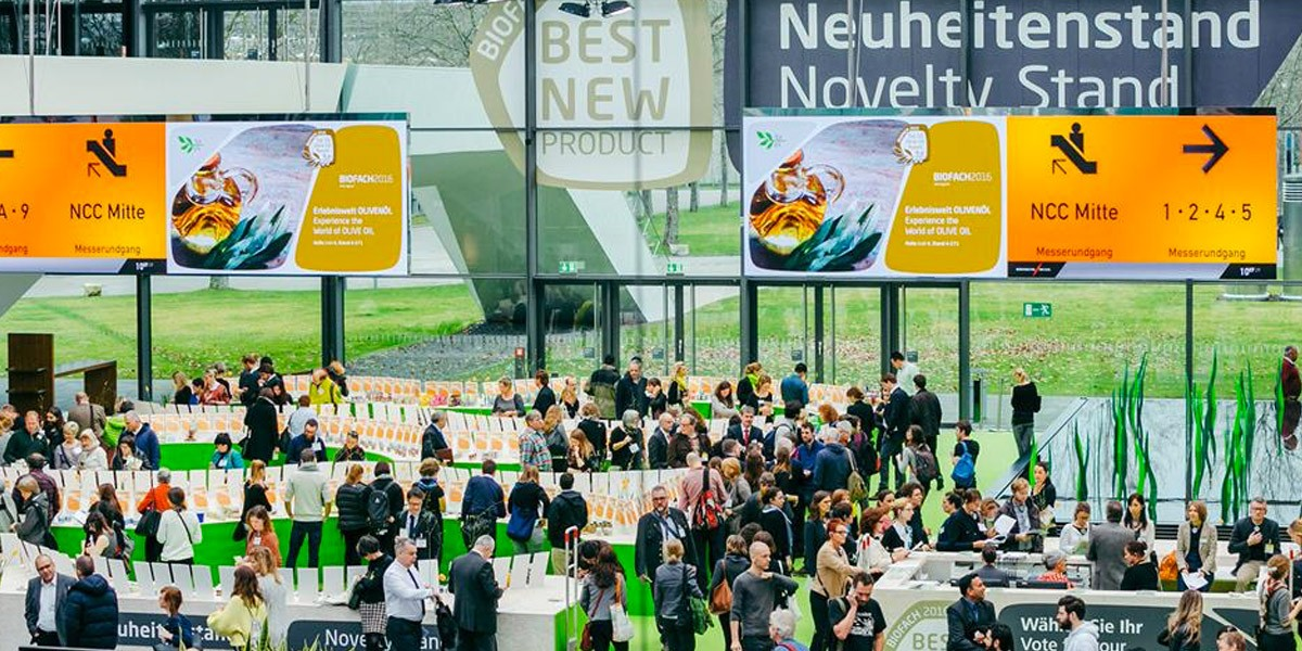 biofach and gulfood 2017 (preview)