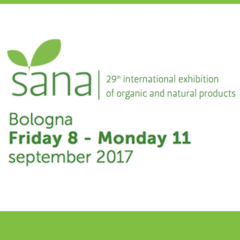 SANA 2017 - iNTERNATIONAL EXHIBITION OF ORGANIC AND NATURAL PRODUCTS (preview)