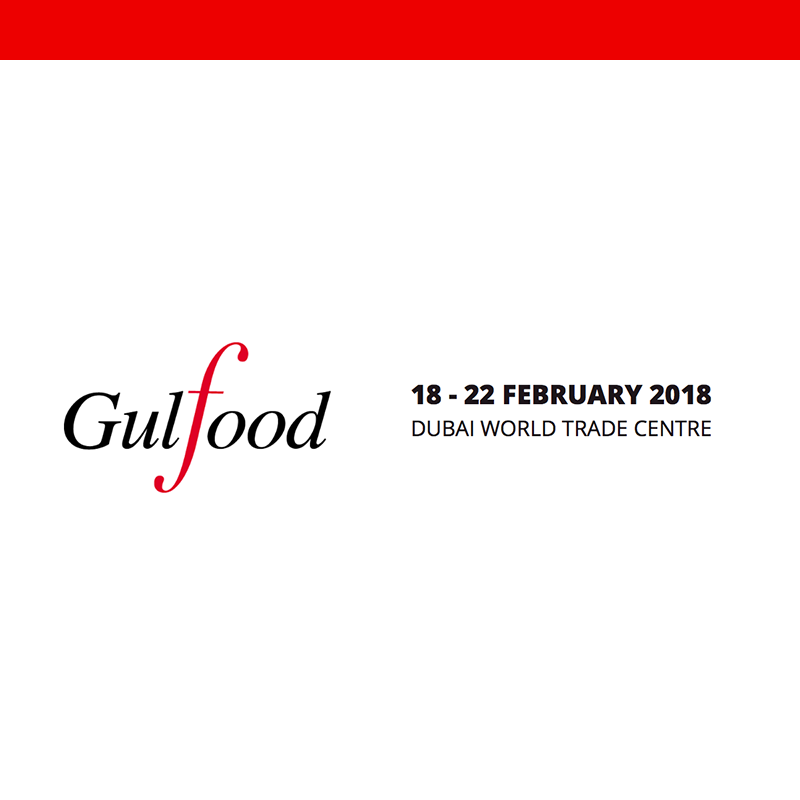 Gulfood 2018 (preview)